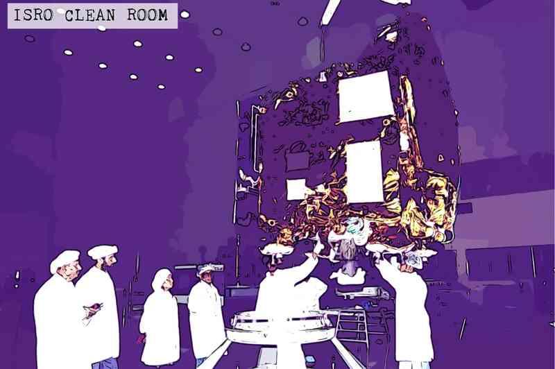 ISRO Clean Room