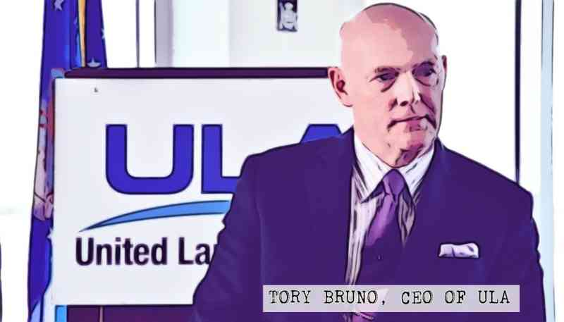 Tory Bruno