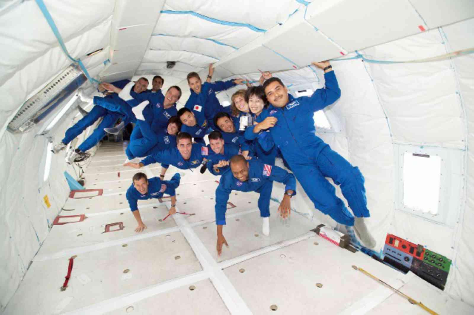 Astronaut JSC