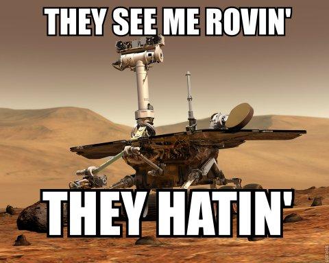Curiosity Meme
