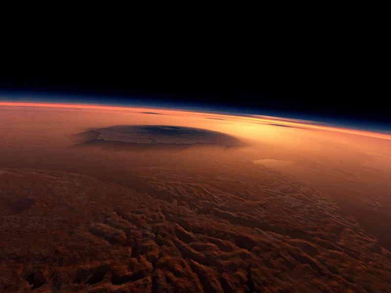 Mars Aerial