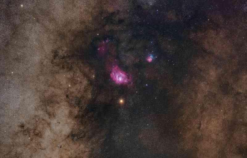Mars Nebula